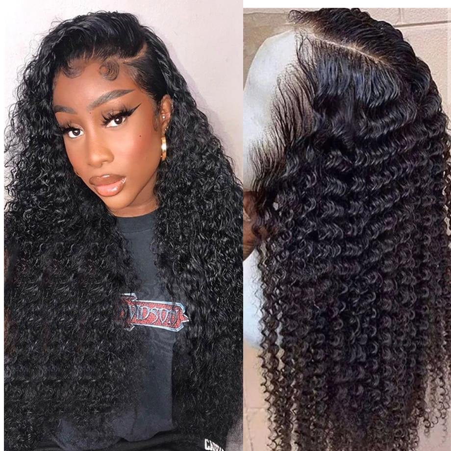 Curly Deep Wave Human Hair Wig - monaveli -  - Curly Deep Wave Human Hair Wig - mymonaveli.com