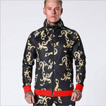 Load image into Gallery viewer, Men's Tracksuit - monaveli -  - Men's Tracksuit - mymonaveli.com