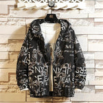 Load image into Gallery viewer, Men's Floral Hoodie - monaveli -  - Men's Floral Hoodie - mymonaveli.com