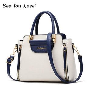 Luxury Zipper Crossbody Handbag - monaveli -  - Luxury Zipper Crossbody Handbag - mymonaveli.com