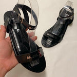 Load image into Gallery viewer, Women's Flat Sandals - monaveli -  - Women's Flat Sandals - mymonaveli.com