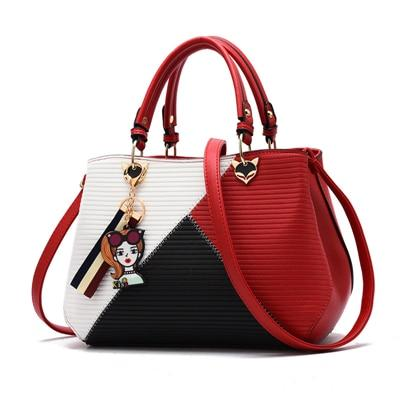Casual Zipper Tote Handbag - monaveli -  - Casual Zipper Tote Handbag - mymonaveli.com