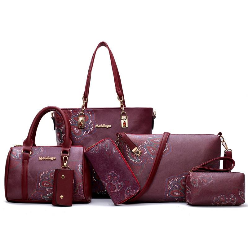 Composite Handbag Set - monaveli -  - Composite Handbag Set - mymonaveli.com