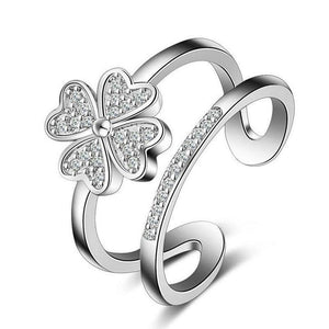 Sterling Silver Ring For Women - monaveli -  - Sterling Silver Ring For Women - mymonaveli.com