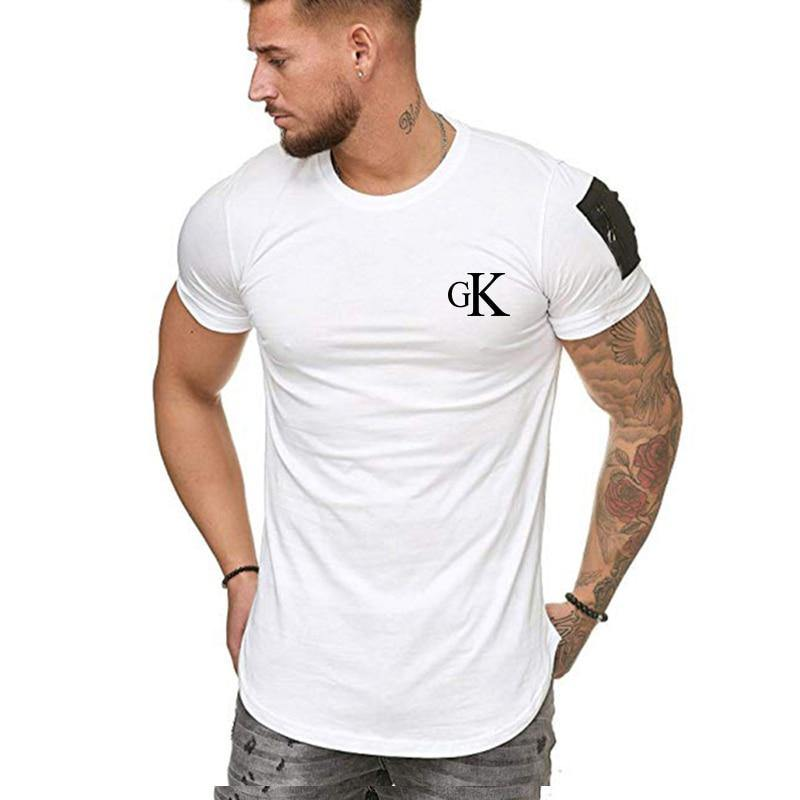 CK Men's Fashion Summer T-Shirt - monaveli -  - CK Men's Fashion Summer T-Shirt - mymonaveli.com