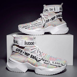 Off White Luxury Sneakers