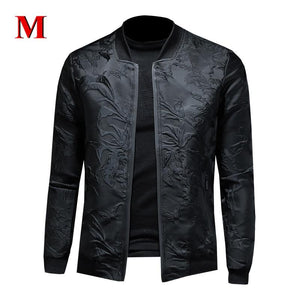 Men's Embroidery Jacket - monaveli -  - Men's Embroidery Jacket - mymonaveli.com