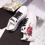 Load image into Gallery viewer, Women's Lace-up Sneakers - monaveli -  - Women's Lace-up Sneakers - mymonaveli.com