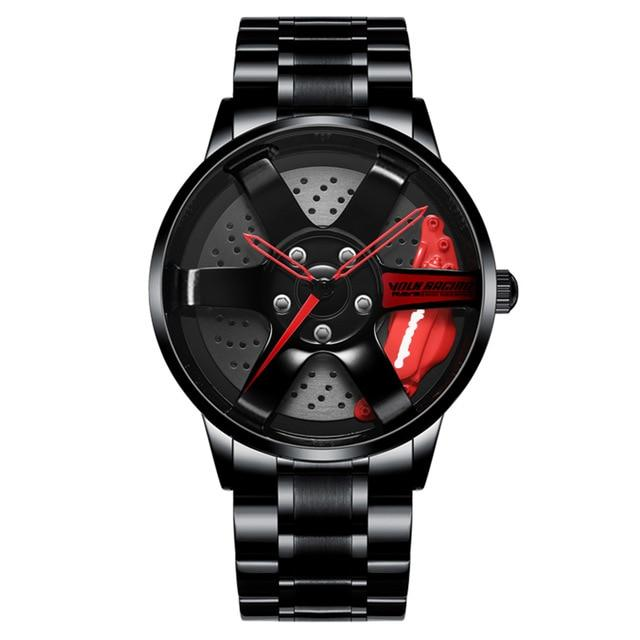 Custom Rim Design Watch - monaveli -  - Custom Rim Design Watch - mymonaveli.com