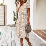 Load image into Gallery viewer, Holiday Boho Beach Dress - monaveli -  - Holiday Boho Beach Dress - mymonaveli.com