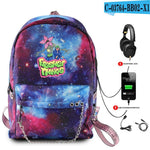 Load image into Gallery viewer, Stranger Things Teenage Backpack - monaveli -  - Stranger Things Teenage Backpack - mymonaveli.com