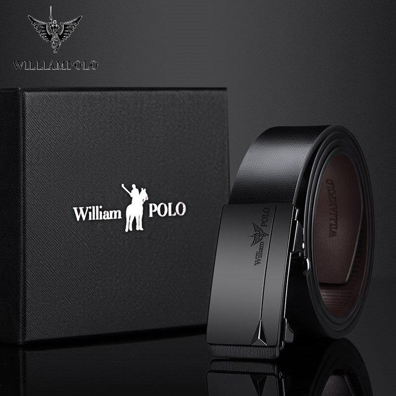Williampolo Luxury Genuine Leather Belt - monaveli -  - Williampolo Luxury Genuine Leather Belt - mymonaveli.com