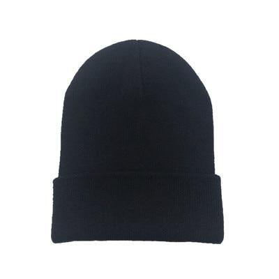 2020 Winter Hats for Woman New Beanies Knitted Solid Cute Hat Girls Autumn Female Beanie Caps Warmer Bonnet Ladies Casual Cap -  - monaveli - monaveli