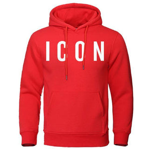 Icon Print Casual HipHop Hoodie Sweatshirt - monaveli -  - Icon Print Casual HipHop Hoodie Sweatshirt - mymonaveli.com