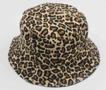 Load image into Gallery viewer, Reversible Cow Pattern Bucket Hat - monaveli -  - Reversible Cow Pattern Bucket Hat - mymonaveli.com