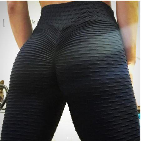 Push Up Leggings Women's Clothing Anti Cellulite Legging Fitness Black Leggins Sexy High Waist Legins Workout Plus Size Jeggings -  - monaveli - monaveli
