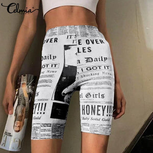 Fashion High Waist Women's Leggings - monaveli -  - Fashion High Waist Women's Leggings - mymonaveli.com