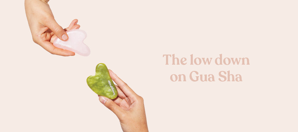 The low down on Gua Shas