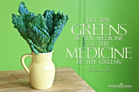 leafy greens quote