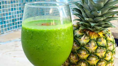 Tropical Greens Delight