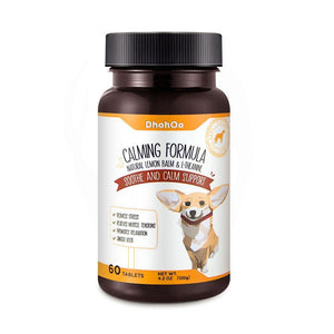 DhohOo® Supplements Soothe & Calm Support for Dog