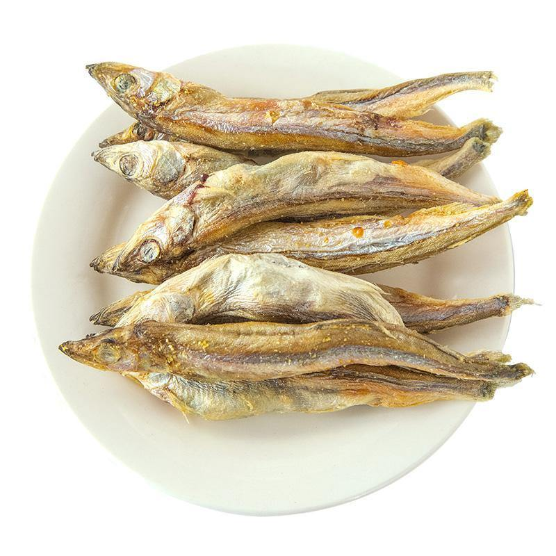 DHOHOO® High Protein Treats -Cat Tasty Rewards with Deep Sea Fish