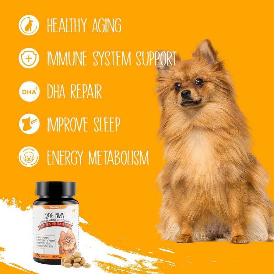 DHOHOO® NMN & VITAMINS SUPPLEMENTS FOR DOG