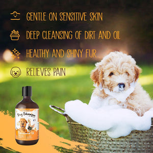 DHOHOO® Essential Oil Shampoo for dogs