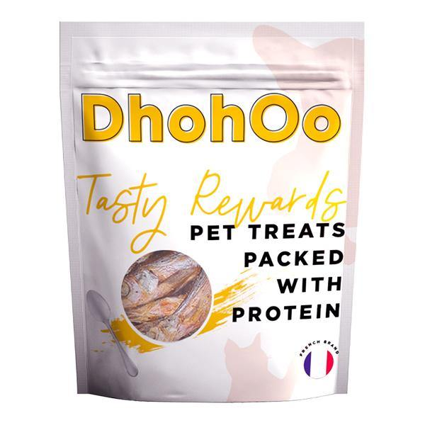 DHOHOO® High Protein Treats -Dog Tasty Rewards with Deep Sea Fish
