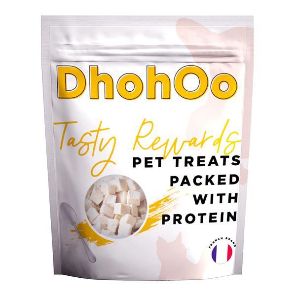 DHOHOO® High Protein Treats -Cat Tasty Rewards with Chicken