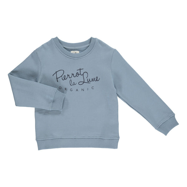 Pierrot Sweatshirt aquamarine