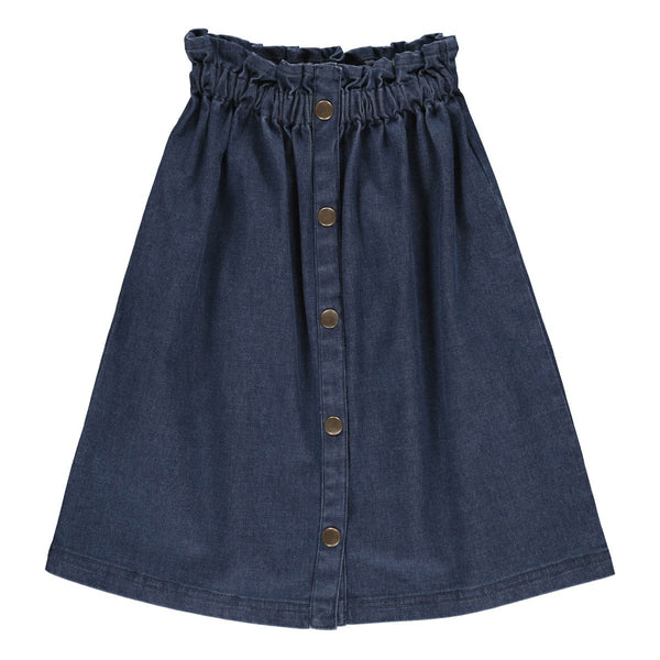 Stella skirt denim
