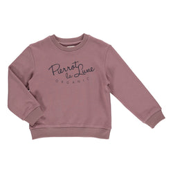 Pierrot sweatshirt rasberry