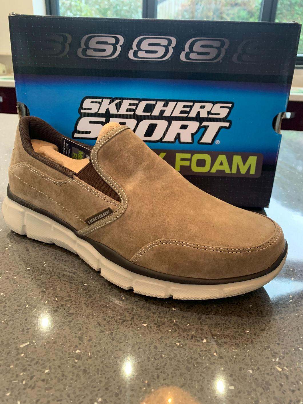 Mens Skechers Equilizer-MIND GAME *SPECIAL OFFER* WAS £50 SIZE UK 7