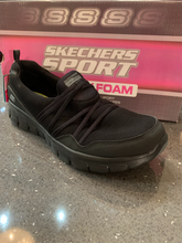Load image into Gallery viewer, Ladies slip on Skechers Synergy-SCENE STEALER *SPECIAL OFFER* WAS £50 Size  UK 3,7,8