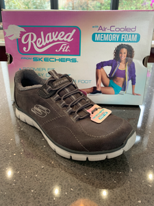 Ladies Skechers Empire- LATEST NEWS *SPECIAL OFFER* WAS £50 Size UK 3, 8