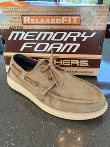 Mens Skechers Status-MELEC *SPECIAL OFFER* WAS £50 Size UK 7, 8, 10, 12