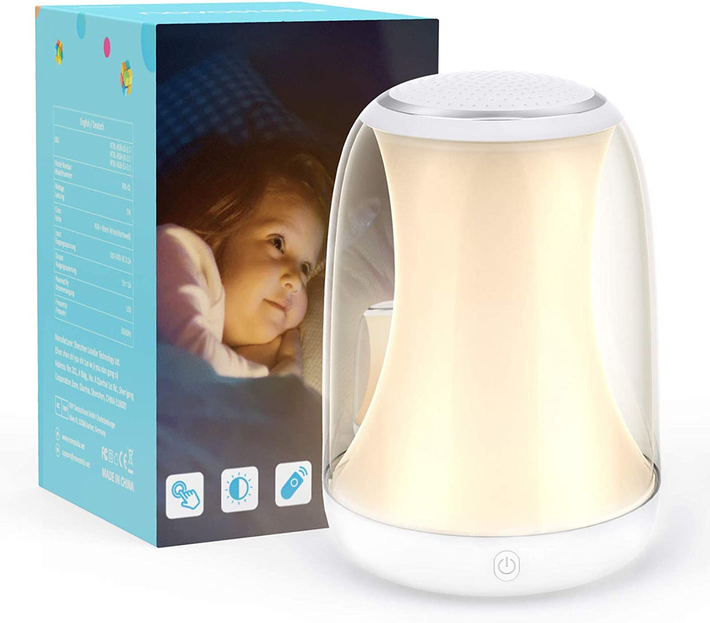 Novostella Good Night Light, White Noise Sound Machine