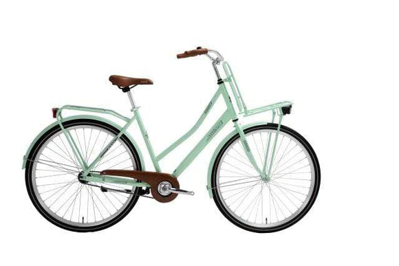 City Bikes , Nostalgia Bike , Bicycle for Women - Man Retro Bike Custom design Different Color Comfortable Bikes Lady 3 person