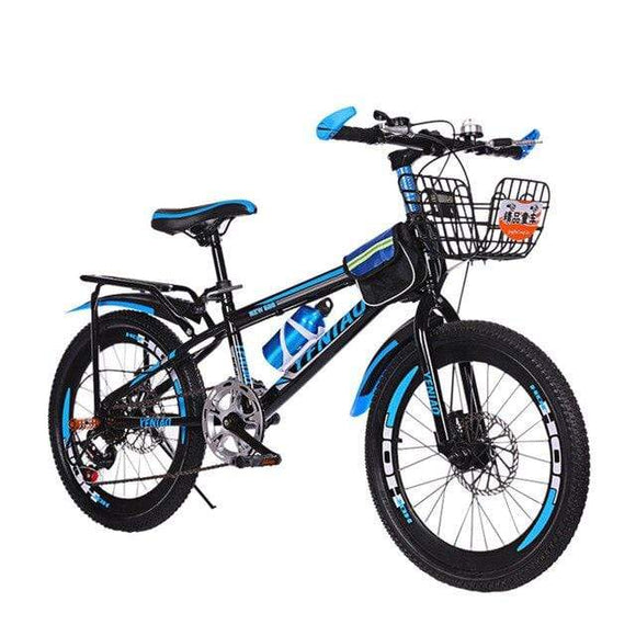 22 Inchs MTB Mountain bike Lightweight folding bike road bike unisex full shockproof frame bicycle front 3 speed outdoor#45