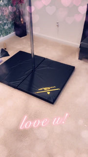 Customized Pole Crash Mat
