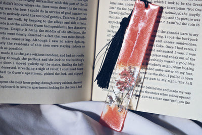 Bookmark Pink - Saturday Night Glam