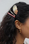 Alicia Hair Pin Crocodile