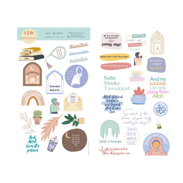 Planners Stickers