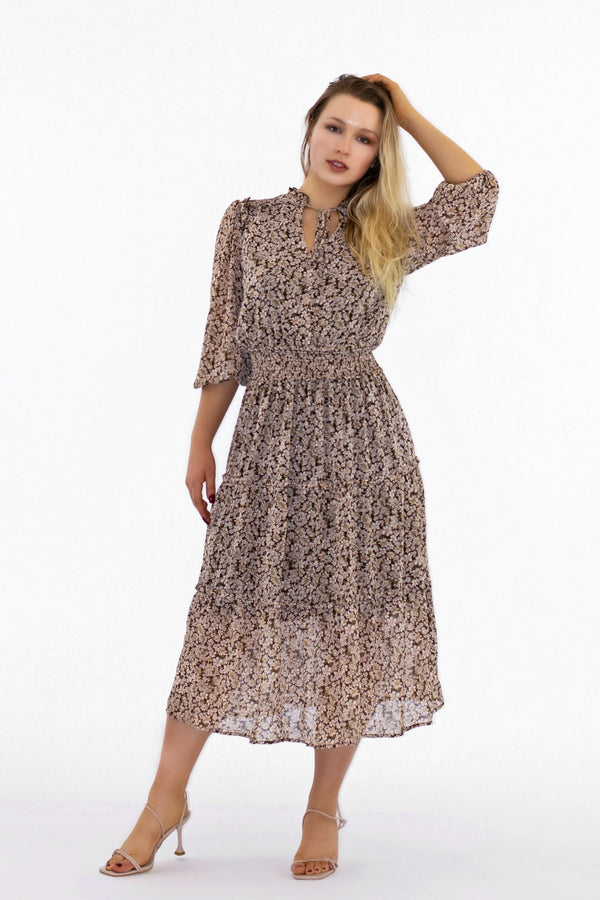 Lylah Fall Dress - Lylah's
