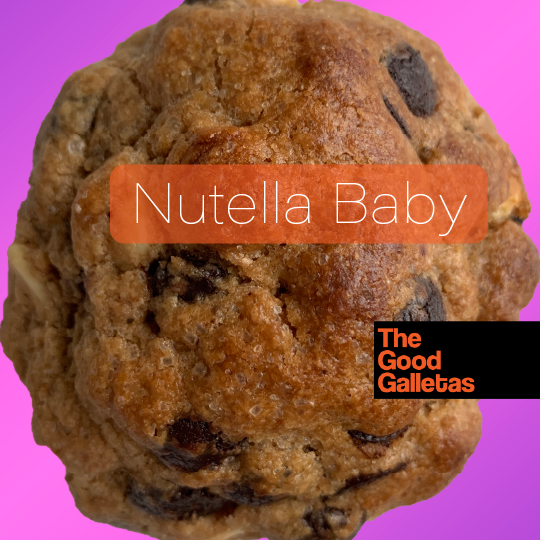 Nutella Baby 1 unidad 110 grs. The Good Galletas
