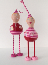 Load image into Gallery viewer, Valentine Gourd Couple