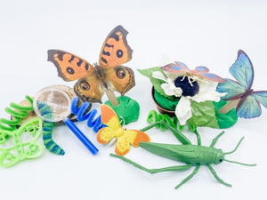 Toddler Bug and Butterfly Garden