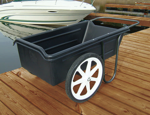 Taylor Made Products Dock Pro Dock Cart-Solid Wheel Type - Marine Fiberglass Direct