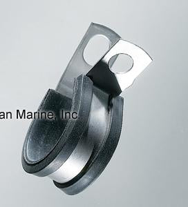 "ANCHOR STAINLESS STEEL CUSHION CLAMPS SS 1-1/2"" - Qty. 1 - Marine Fiberglass Direct"